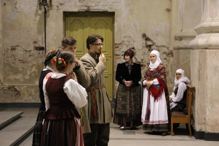 Фольклорный фестиваль Atataria в Каунасе  (36)