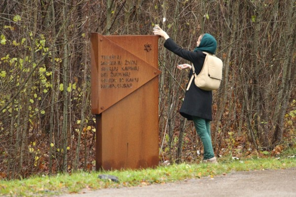 День памяти жертв Холокоста в Литве