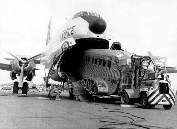 Globemaster C-124