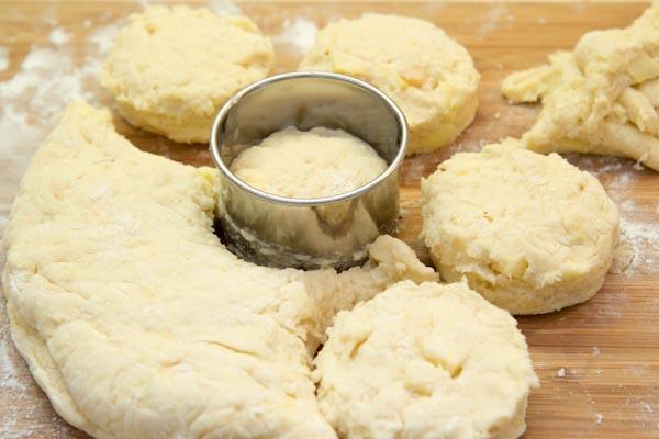 формирование булочек