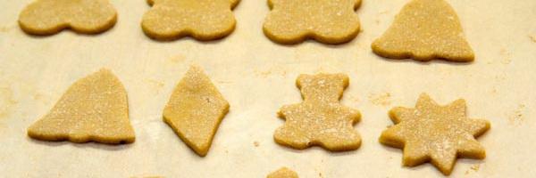 сырые печеньки