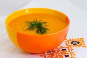 Суп-пюре Оранжевое настроение