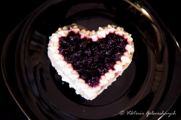 влюбленные пирожные