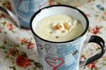 Горячий напиток из белого шоколада и орехов_новый размер