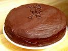 Классический торт Захер_новый размер