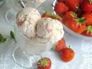 Клубничное мороженое с мятным медом и белым шоколадом_новый размер