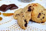 Овсяно-банановое печенье с изюмом и шоколадом_новый размер