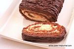 Рулет шоколадно-пушистый_новый размер