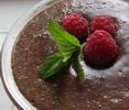 Шоколадно-овсяный десерт или как разнообразить завтрак с овсянкой_новый размер