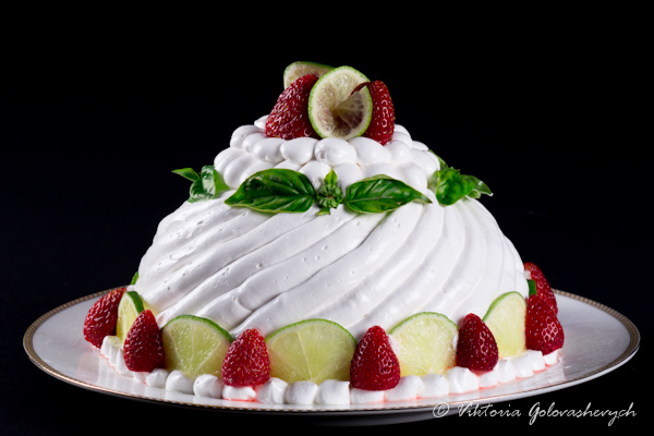 пудинг-торт
