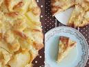 Пирог с курагой и яблоком_новый размер