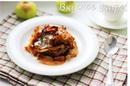 Яблочный десерт Коричневая Бетти_новый размер