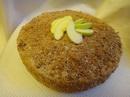 Яблочный торт с карамельным баварским муссом и корицей_новый размер