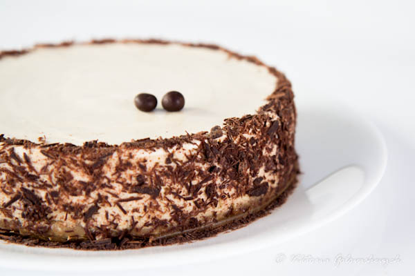 Cheescake Baileys Irish Cream Coffee