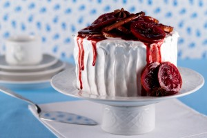 торт с запахом нглинтвейна