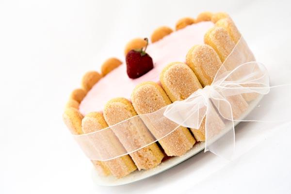 Торт_Клубничное искушение