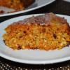 Морковно-ореховый кекс (без муки)