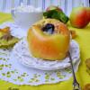 Яблоки, фаршированные эремчеком