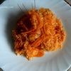 Risotto con Gamberi al profumo d'Arancia - Ризотто с креветками и апельсиновым ароматом_новый размер