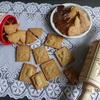 Имбирное печенье Pepparkakor_новый размер