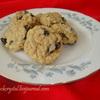 Мягкое овсяное печенье с сушеной вишней_новый размер