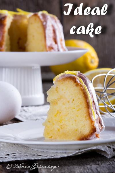 идеальный кекс