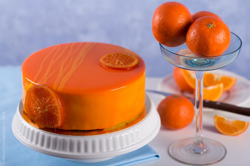 апельсиновая прослойка для торта рецепт