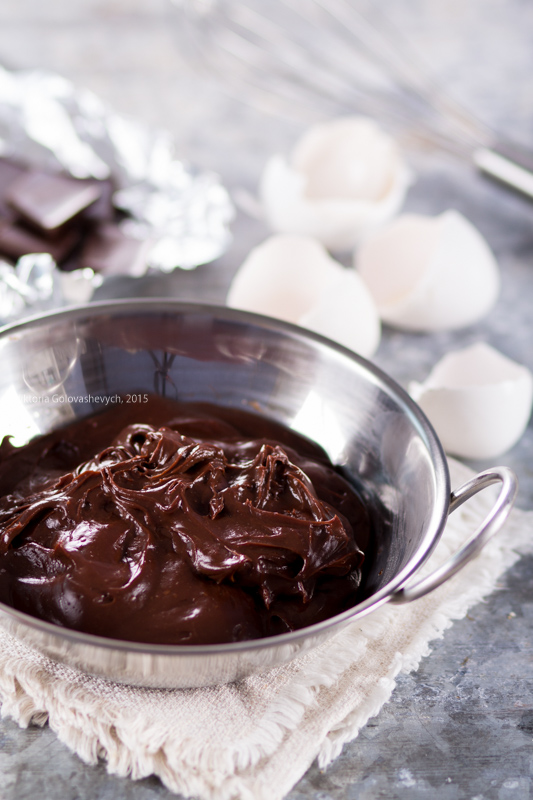 рецепт шоколадной колбасы с школадом от французского повара