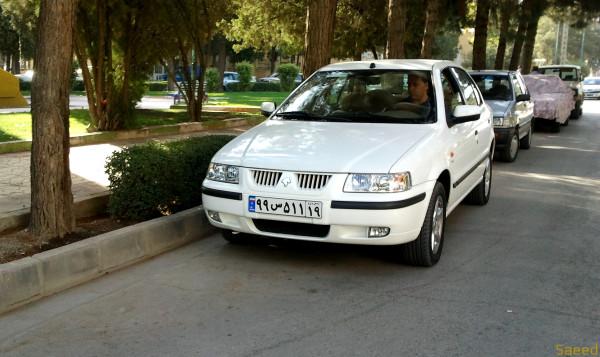 Samand_LX_Kermanshah