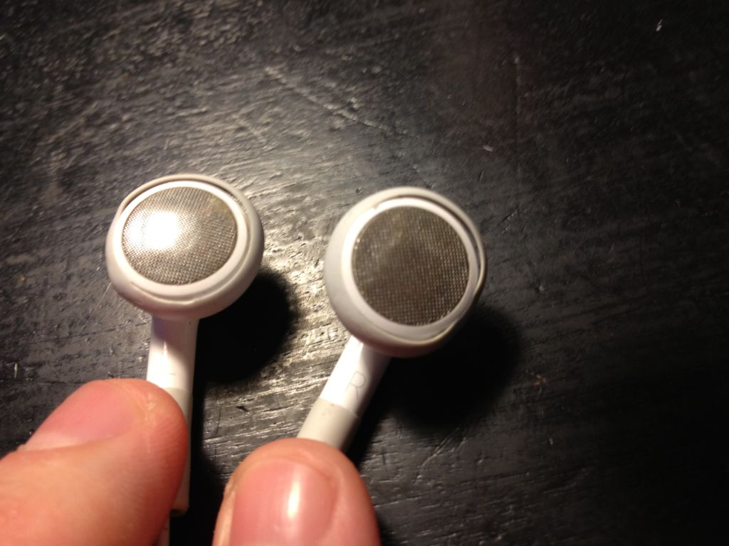 My earbuds