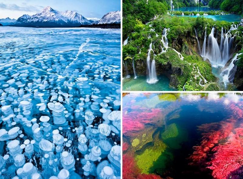 Водоемы  это что такое Виды водоемов и их обитатели