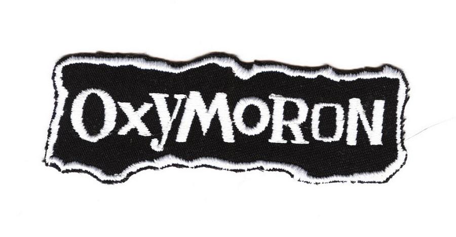 Слово «оксюморон» само по себе является оксюмороном