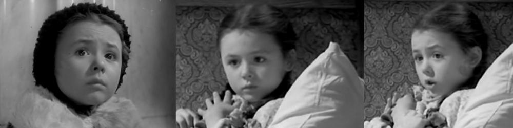 001 Наталья Селезнёва Алеша Птицын вырабатывает характер (1953) 1