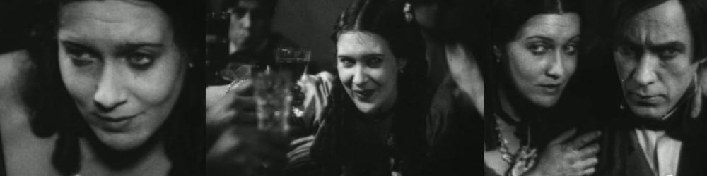 001 Любовь Орлова_Петербургская ночь (1934) 1
