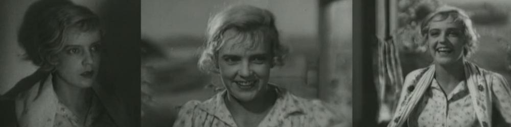 Марина Ладынина Вражьи тропы (1935) 1
