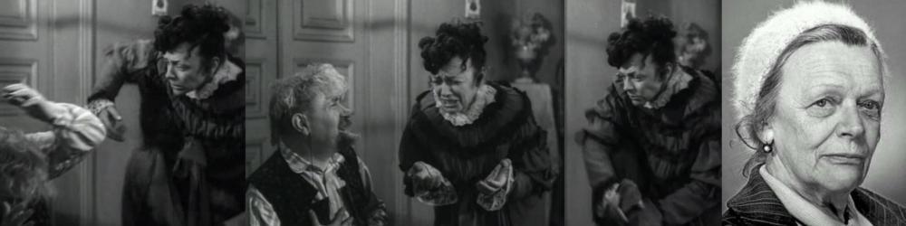Татьяна Пельтцер_Свадьба (1944)