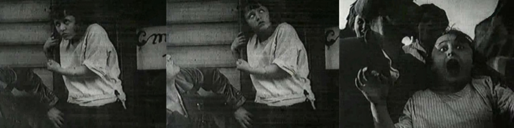 Янина Жеймо Чёртово колесо (1926)