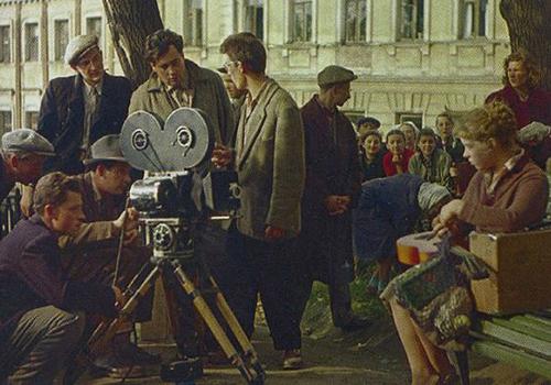 000 Девушка без адреса (1957) .