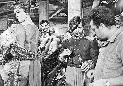 000 Гусарская баллада (1962)
