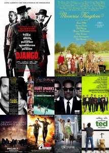 Top 10 Comedy Movies 2012