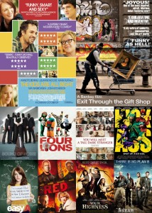 Top 10 Comedy Movies 2010