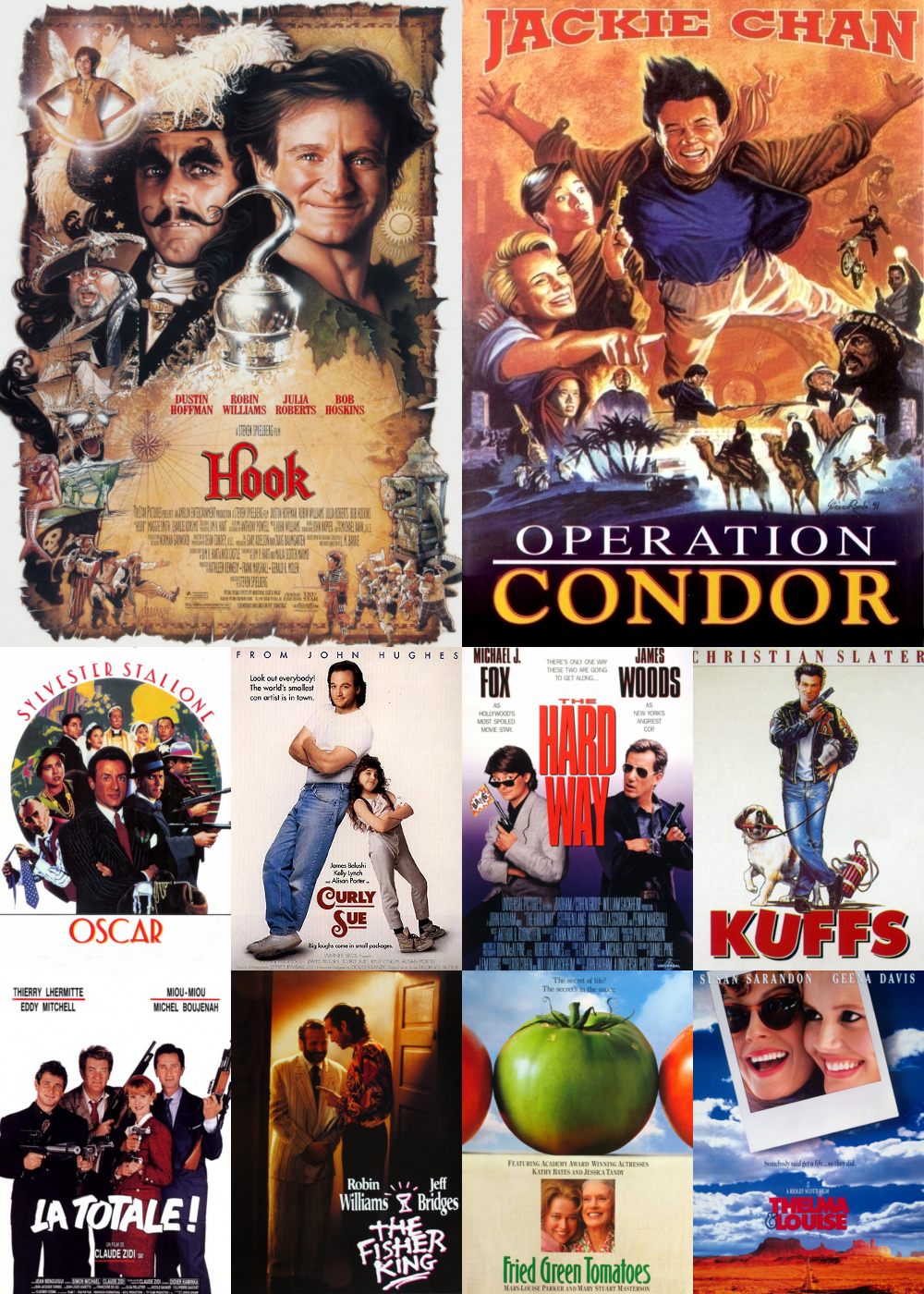Top 11-20 Comedy Movies 1991