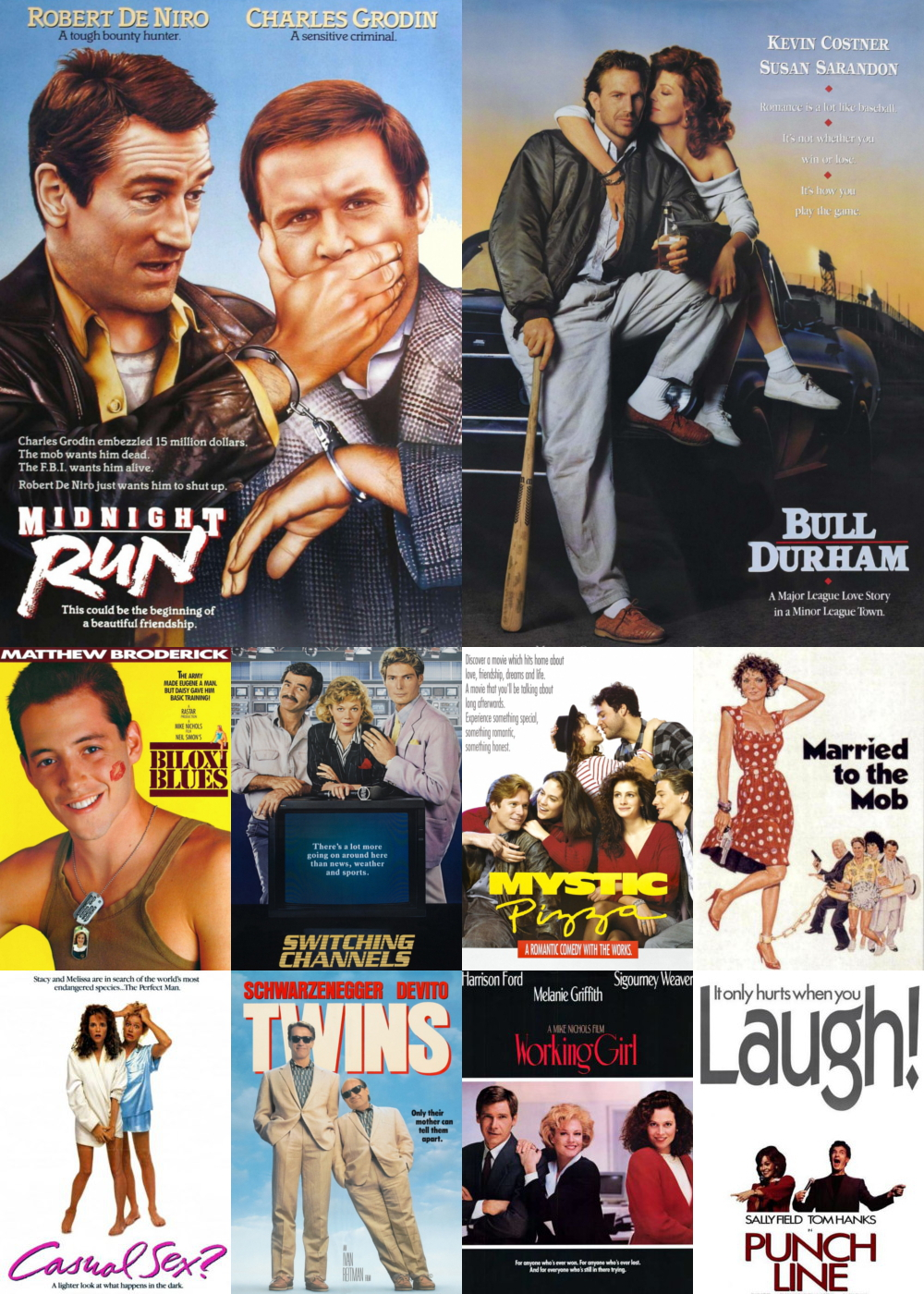 Top 11-20 Comedy Movies 1988