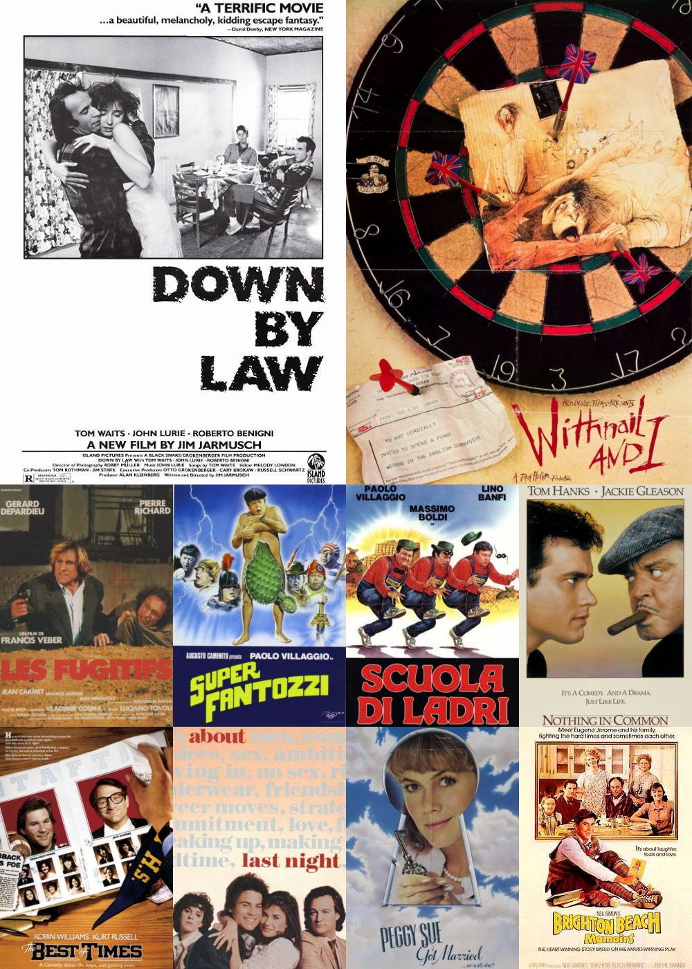 Top 11-20 Comedy Movies 1986