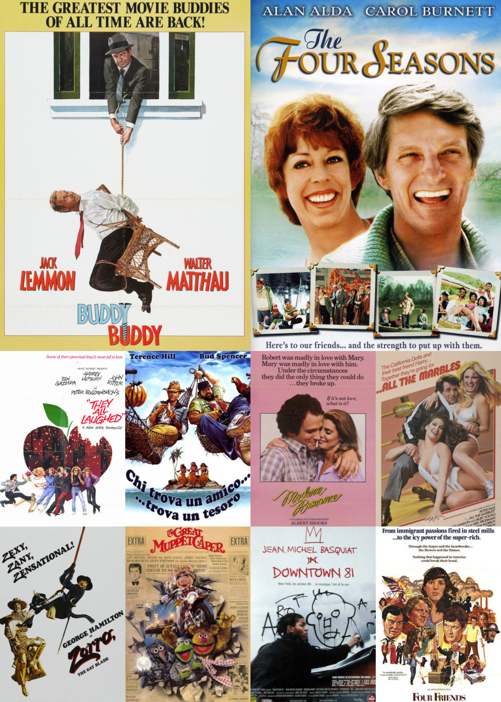 Top 11-20 Comedy Movies 1981