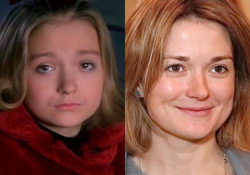 «Президент и его внучка»... актёры фильма 17 лет спустя