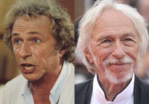 «Налево от лифта»... актёры фильма 40 лет спустя