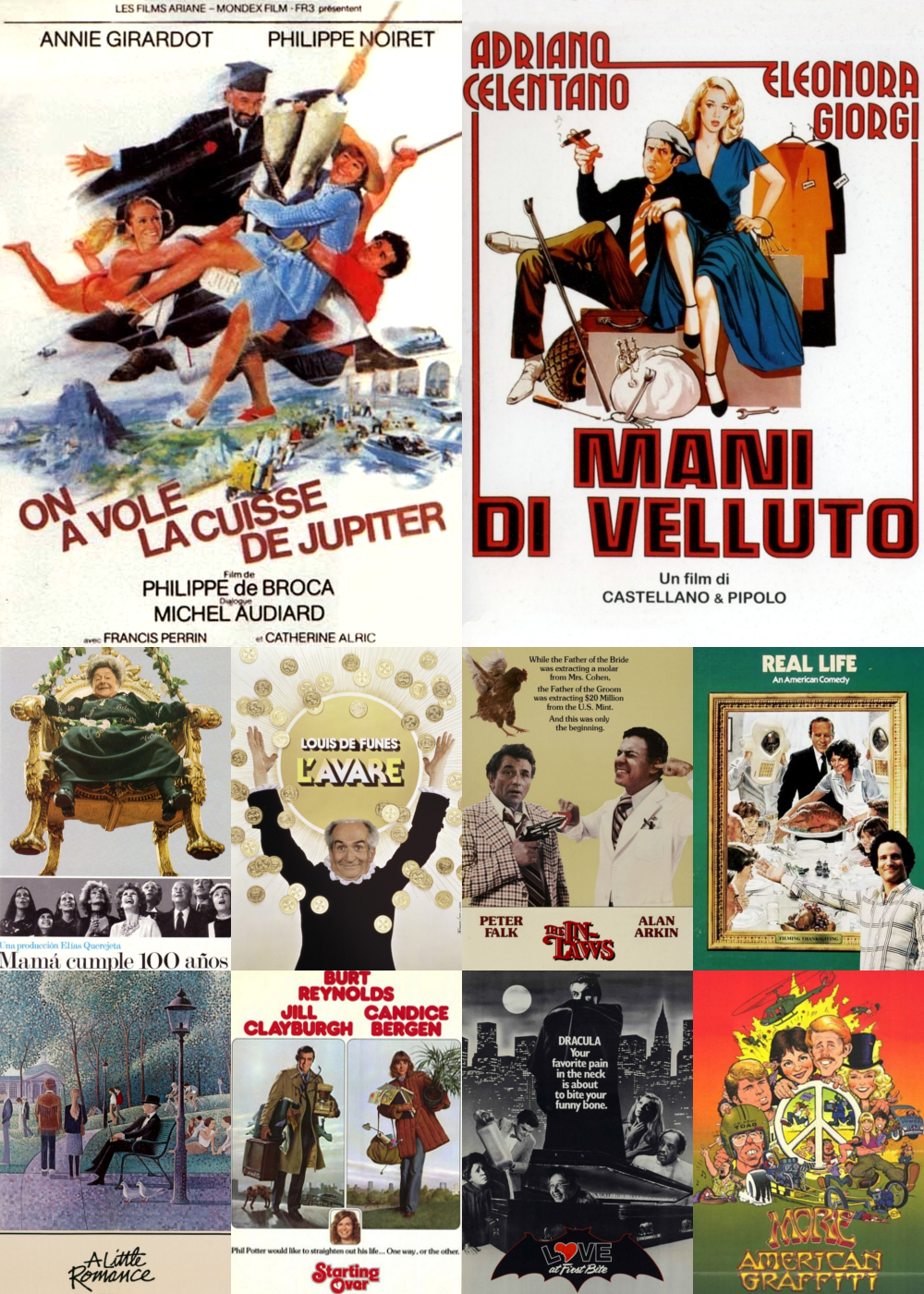 Top 11-20 Comedy Movies 1979