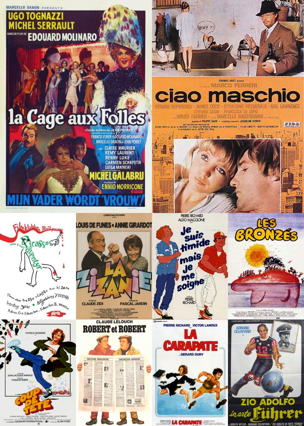 Top 11-20 Comedy Movies 1978
