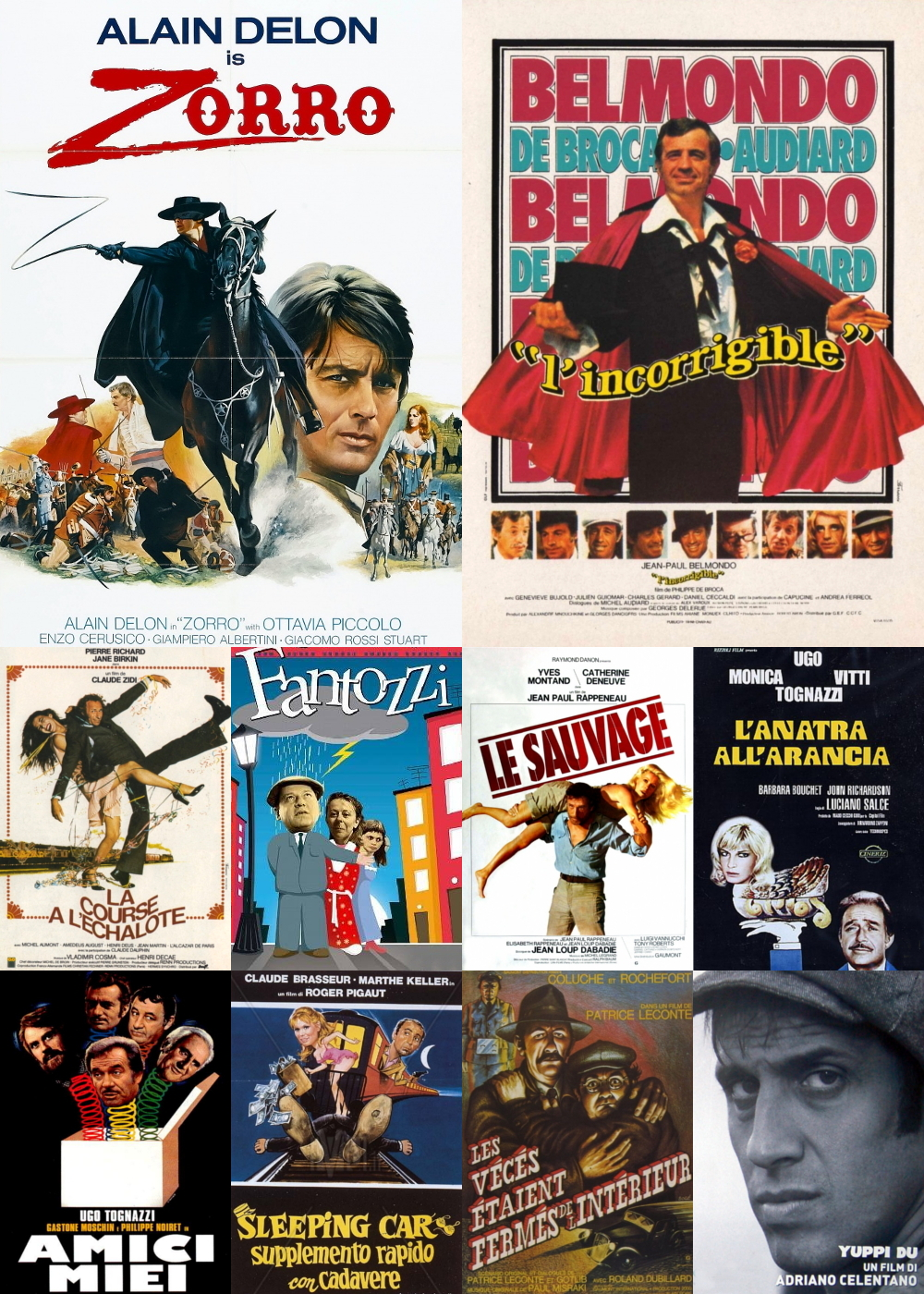 Top 11-20 Comedy Movies 1975